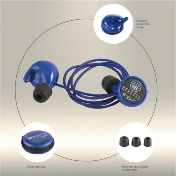 Kit completo Headset Beretta